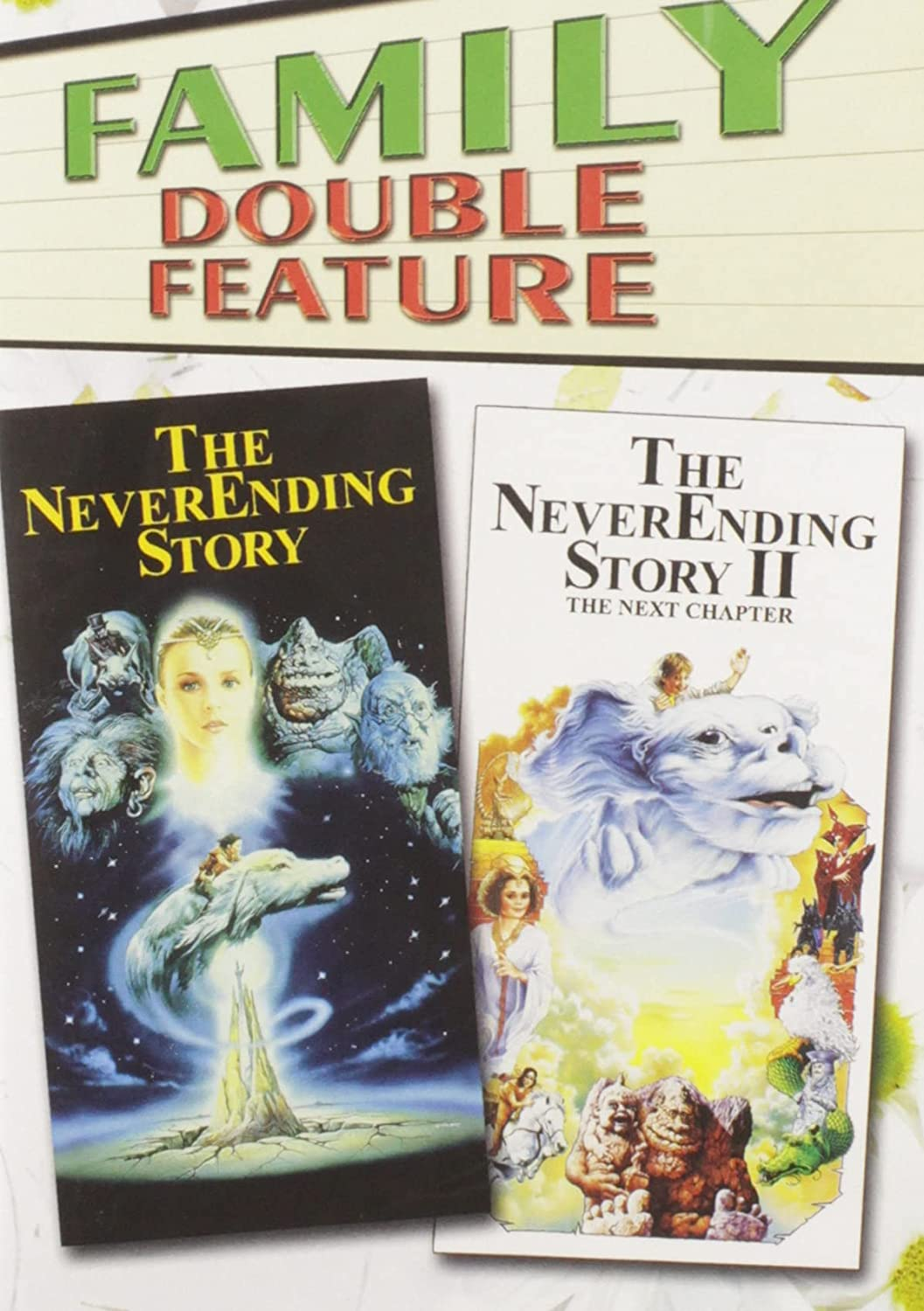 The Never Ending Story Family Halloween Movies | The Dating Divas