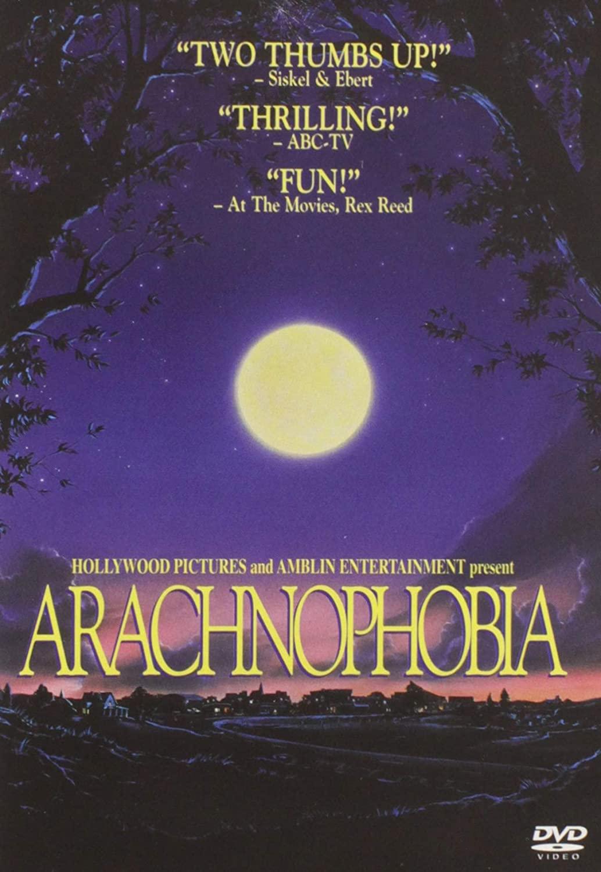 Halloween Movies to Watch: Arachnophobia | The Dating Divas