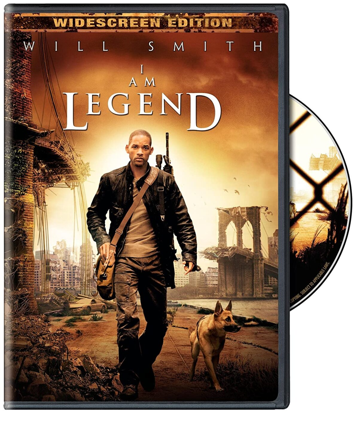 Scary Movies You Need to See: I Am Legend | The Dating Divas