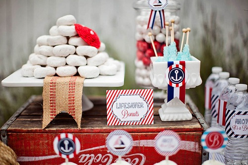 Baby shower theme for your baby boy. | The Dating Divas