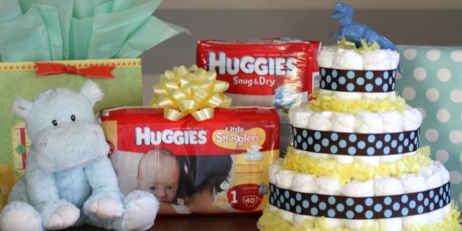Diaper Drop Baby Shower Idea | The Dating Divas