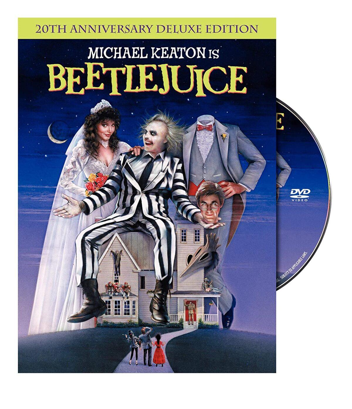 Scary Movies: BeetleJuice