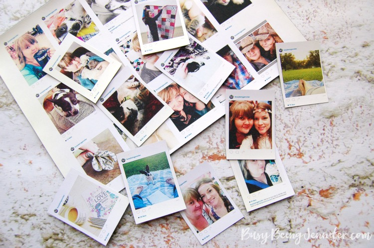 Adorable mini instagram magnets that are perfect for everyone. | The Dating Divas