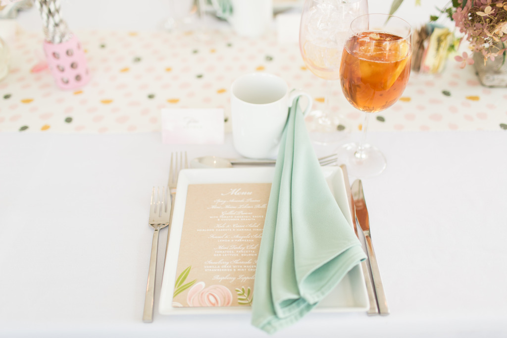 Floral and elegant baby shower theme | The Dating Divas