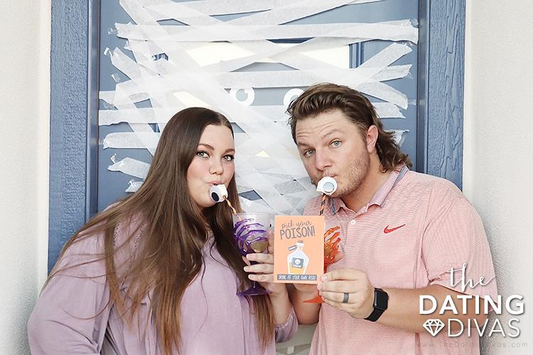 DIY Halloween Decoration Date | The Dating Divas