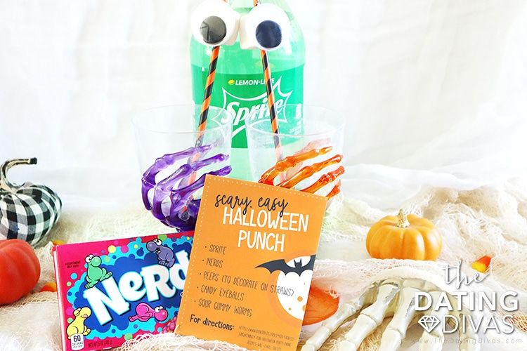 Halloween Party Punch Ideas | The Dating Divas