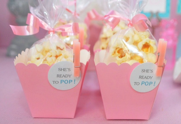 Tickled Pink baby shower idea for baby girls | The Dating Divas