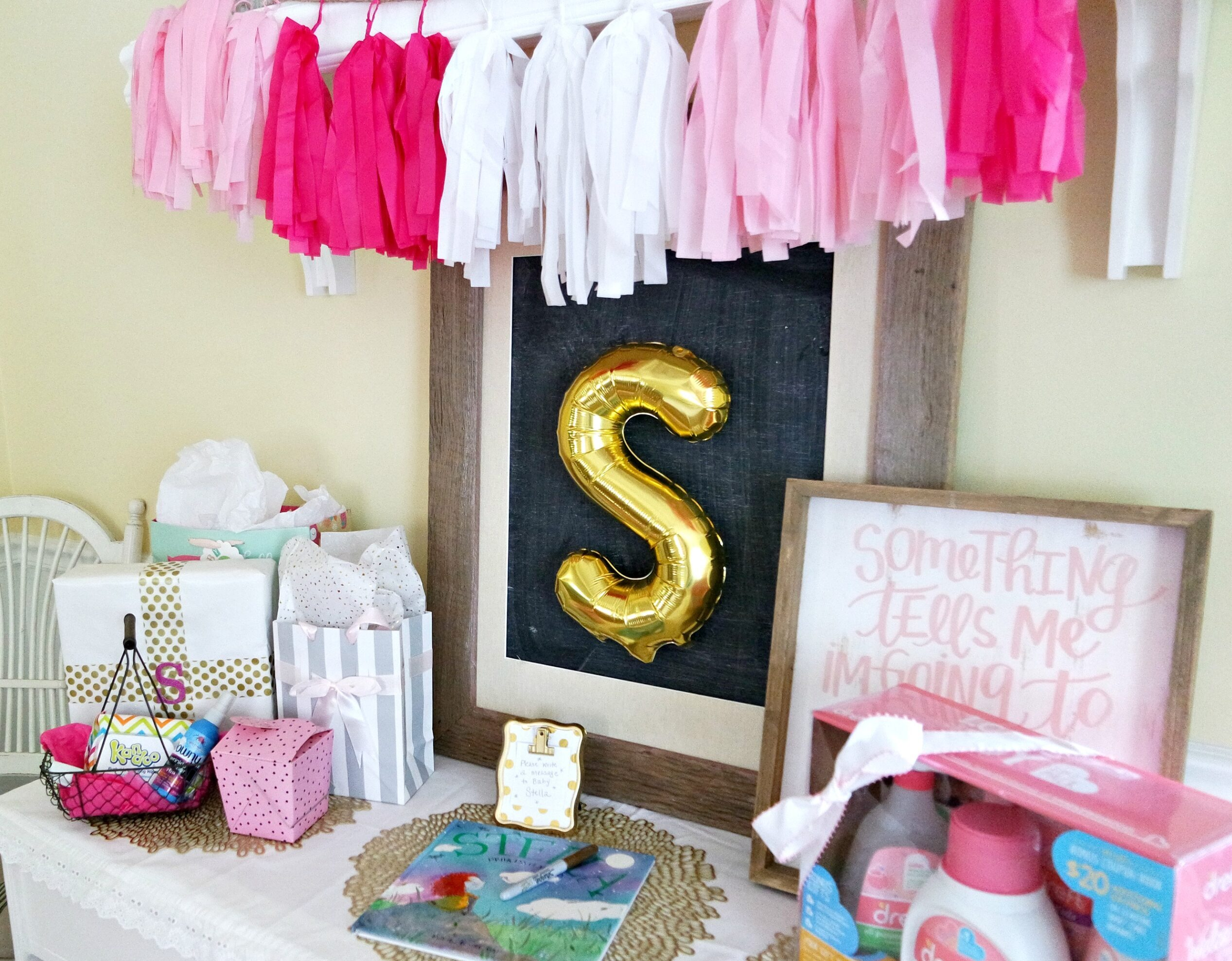 Adorable party idea for a baby shower. | The Dating Divas