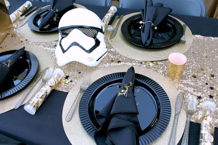 Star Wars Baby Shower Idea | The Dating Divas