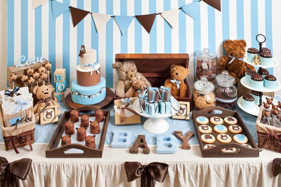 Teddy Bear Picnic Baby Shower Theme for Either Gender | The Dating Divas