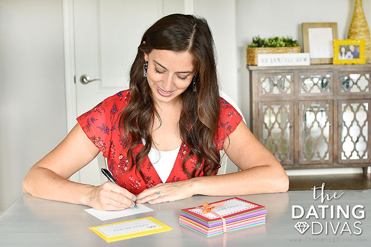 Writing Open When Letters for Spouse |The Dating Divas