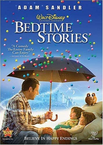 Bedtime Stories with Adam Sandler is a perfect movie for families.   The Dating Divas