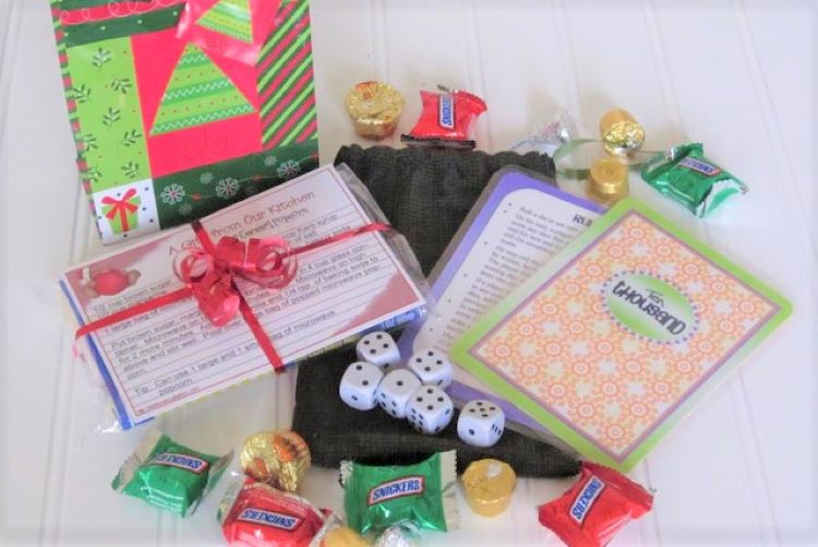 A variety of games to gift and play at Christmastime | The Dating Divas