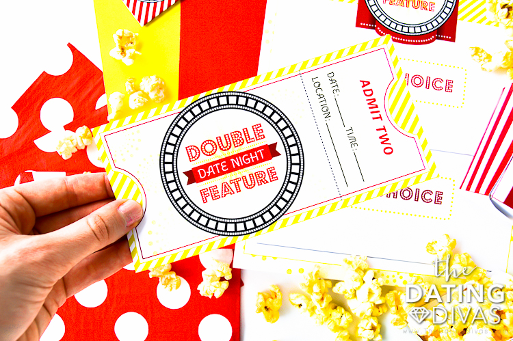 A movie night kit of essentials for a perfect Christmas gift ideas for him | The Dating Divas