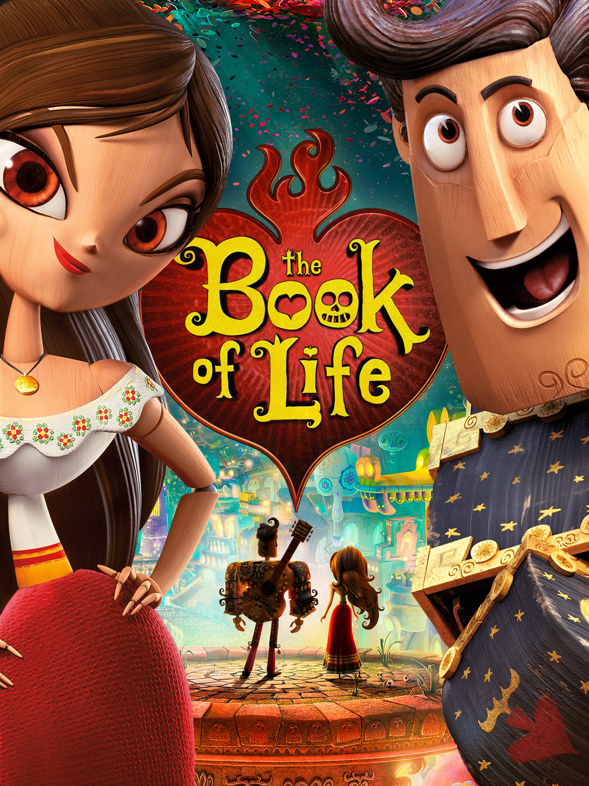The Book of Life with Diego Luna is a perfect movie for families.   The Dating Divas