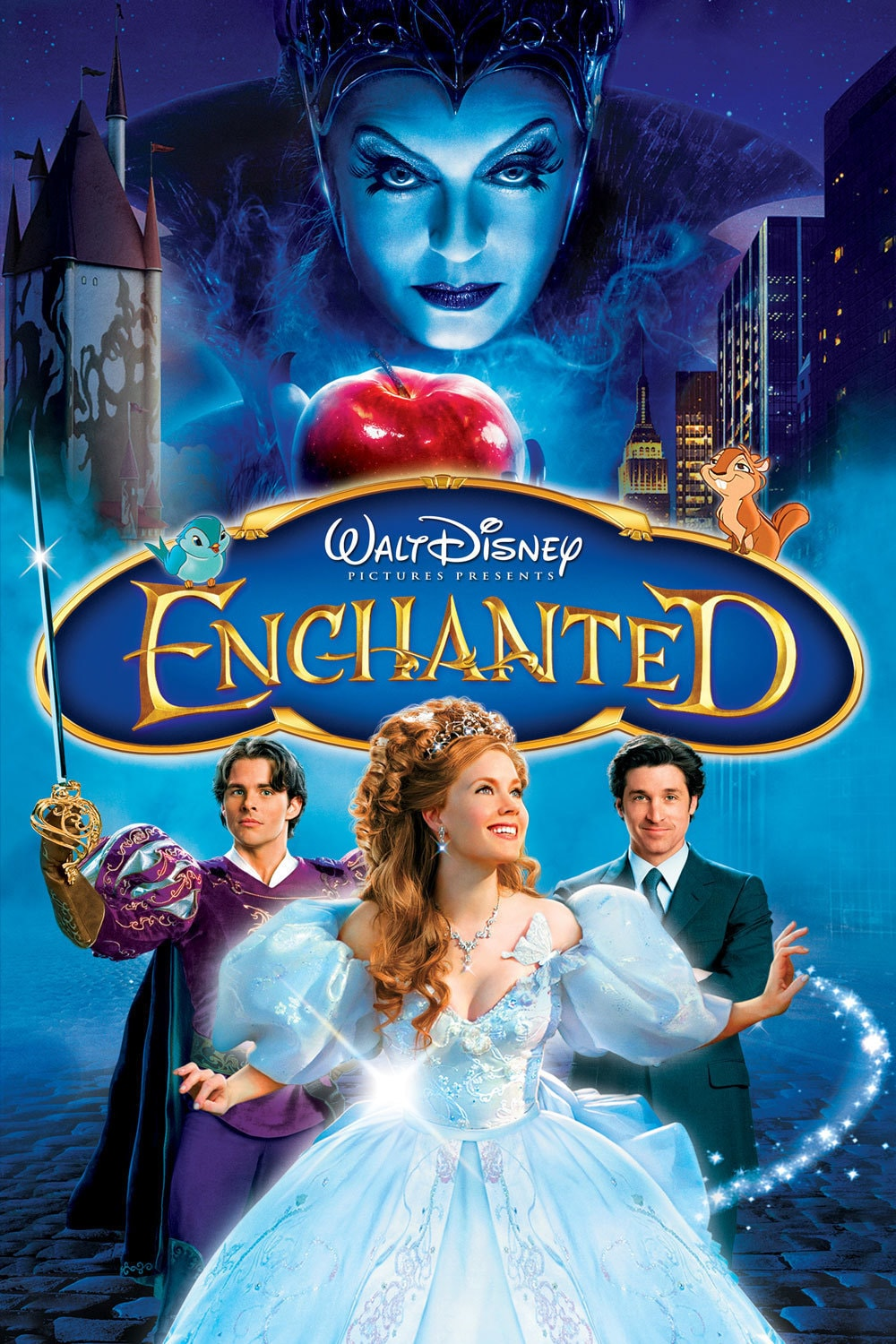 Enchanted with Amy Adams is a perfect movie for families   The Dating Divas
