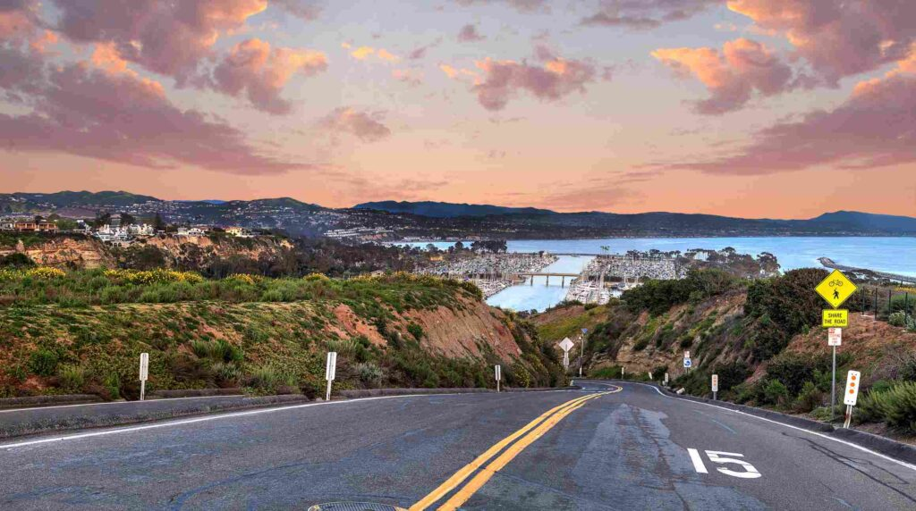 Free date idea driving along Pacific Coast Highway. | The Dating Diva