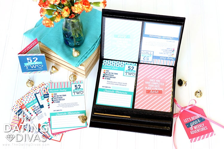 A set of 52 date ideas to gift your man | The Dating Divas