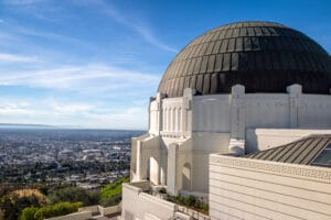 Griffith Observatory date ideais perfect for couples.   The Dating Diva