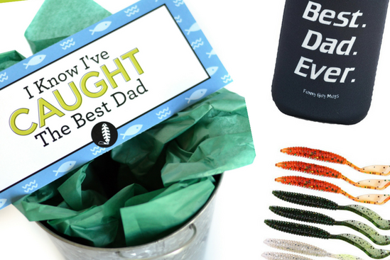 Fishing-themed Father's Day gift idea | The Dating Divas