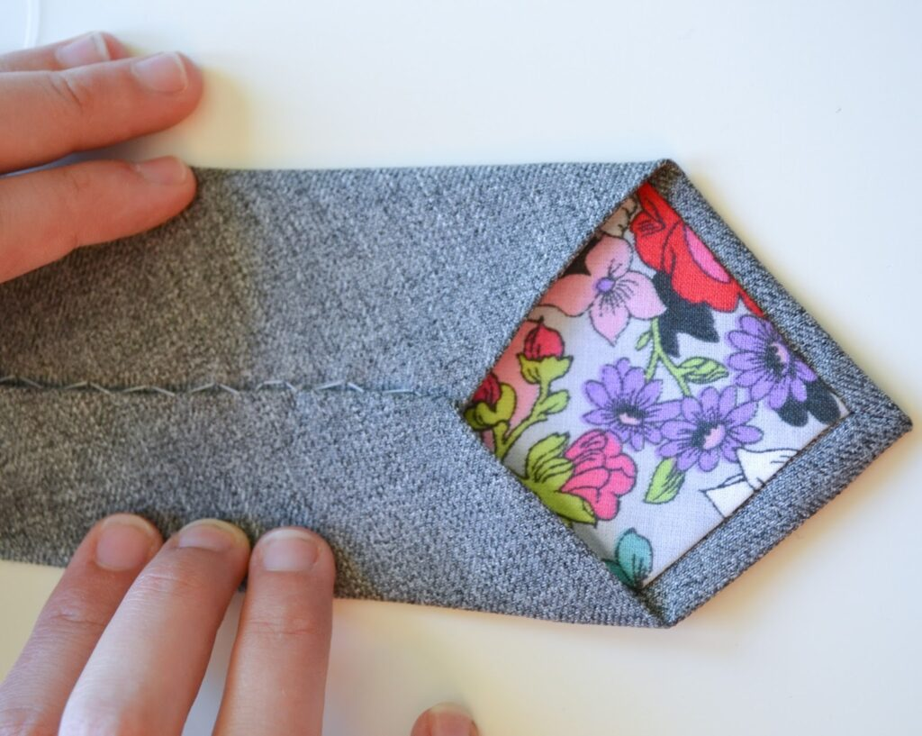 Handmade ties for men that make for a great diy birthday gift | The Dating Divas
