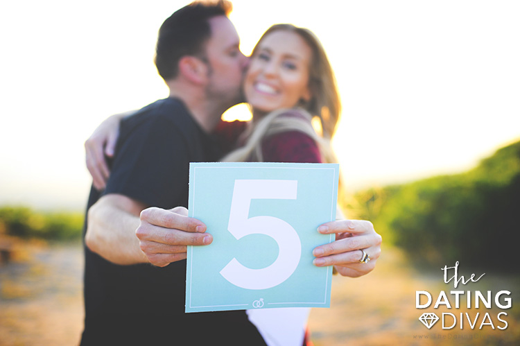 Celebrate your 5th wedding anniversary with a gift of wood. | The Dating Divas