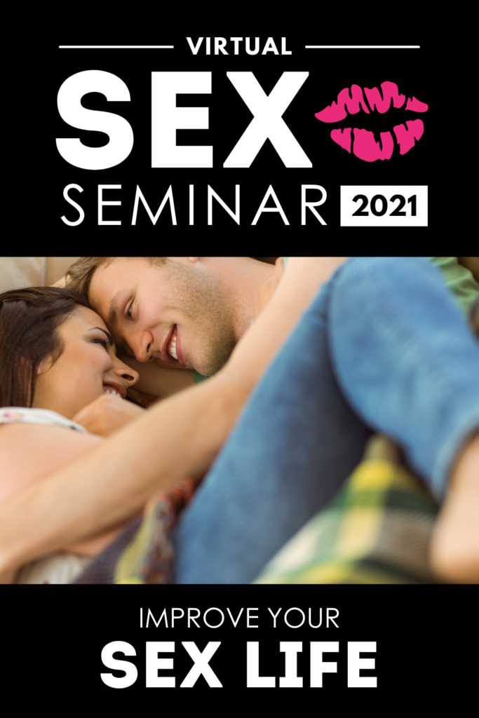 Sex Seminar 2021: 14 Sex Lessons for Married Couples | The Dating Divas