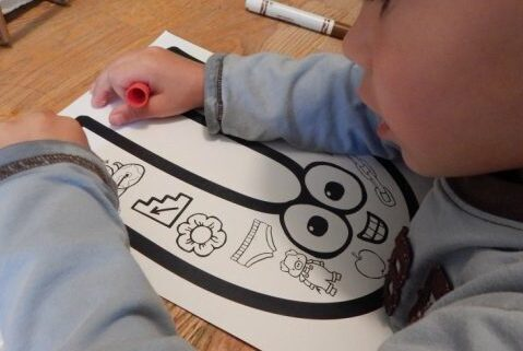Beginning sounds toddler worksheets | The Dating Divas
