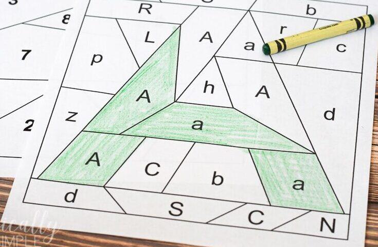 Letter practice printable worksheets | The Dating Divas