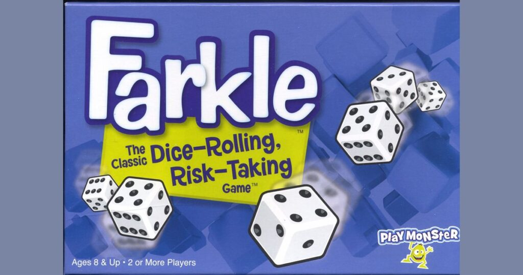 Farkle Game to Play with Your Husband | The Dating Divas