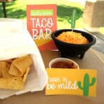 Taco Bar Party Must-Haves and Free Printables