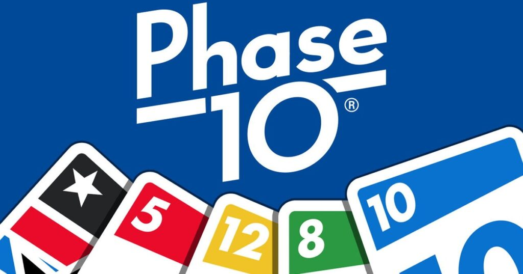 Phase 10 card games for date night | The Dating Divas
