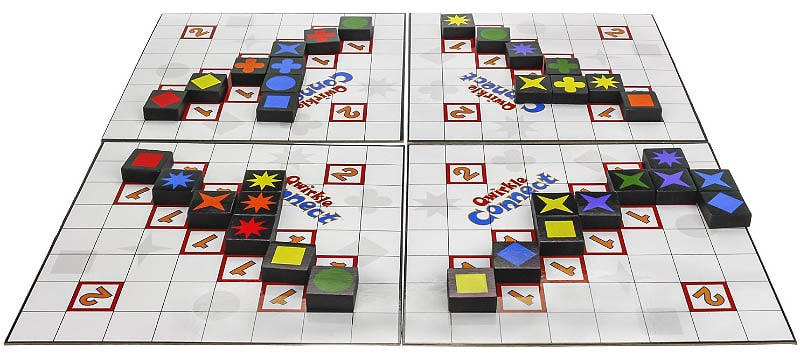 Qwirkle board game that is perfect for couples | The Dating Divas