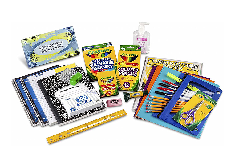 Upper elementary supplies can seen daunting, this supply pack has them all.   The Dating Divas