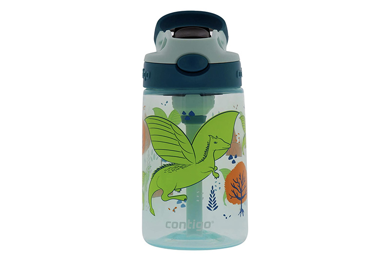 Contigo is a trusted brand for water bottles.   The Dating Divas