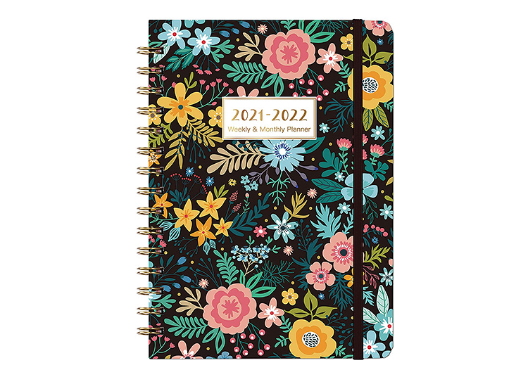 A pretty planner is more likely to be used and become a worthwhile back to school supply.   The Dating Divas