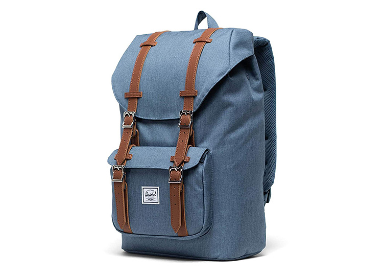 Herschel Supply Co is a great place to find your backpack back-to-school supplies.    The Dating Divas