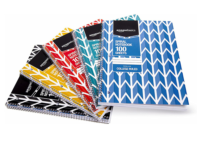 Buy a pack of notebooks to easily fulfill back to school supplies.   The Dating Divas