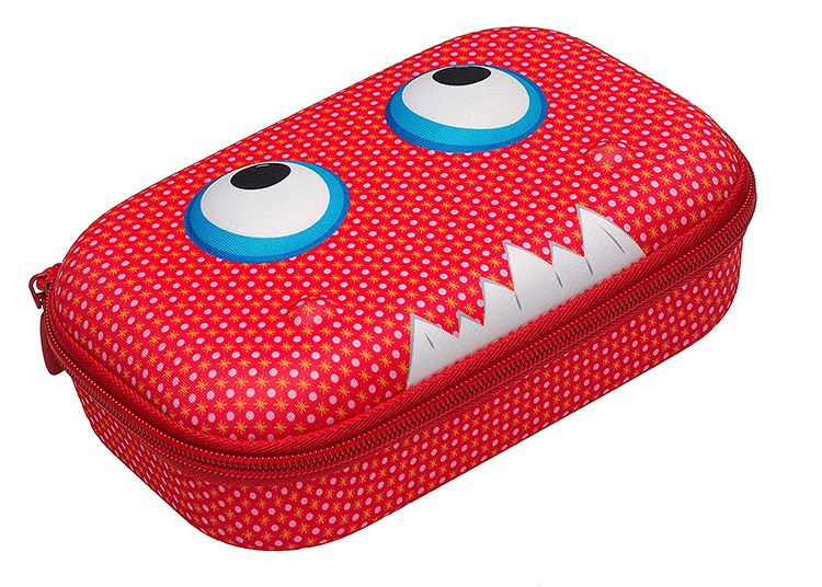 A hard shell pencil box to keep all of those back to school supplies protected.   The Dating Divas