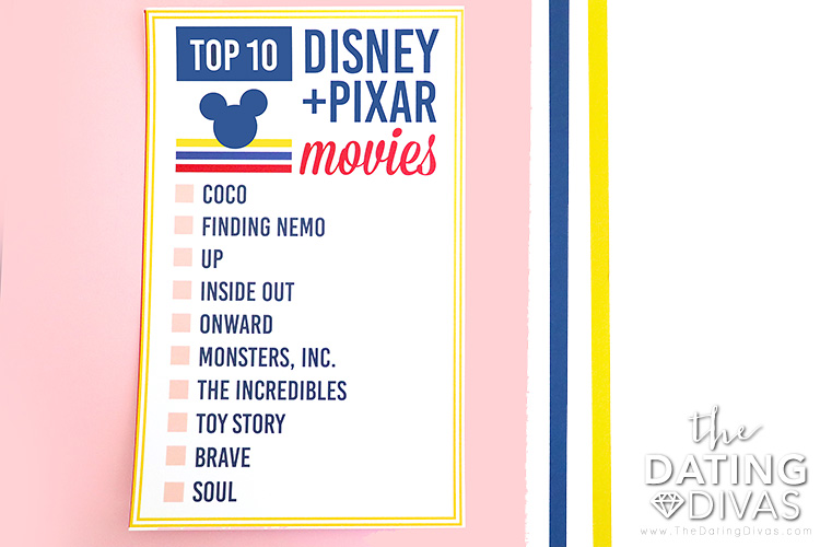 The best Disney and Pixar collaborations. | The Dating Divas