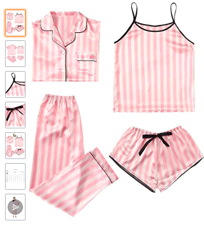 4 Piece pajama sets for women that are cute and sexy | The Dating Divas