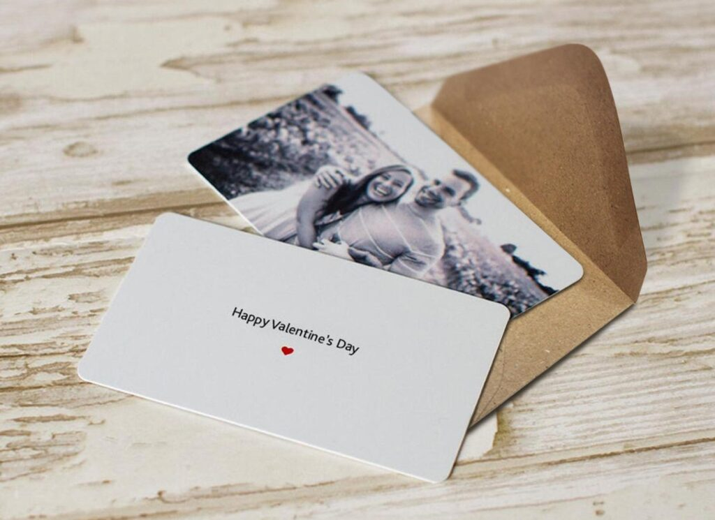 Personalized wallet anniversary gifts for him. | The Dating Divas