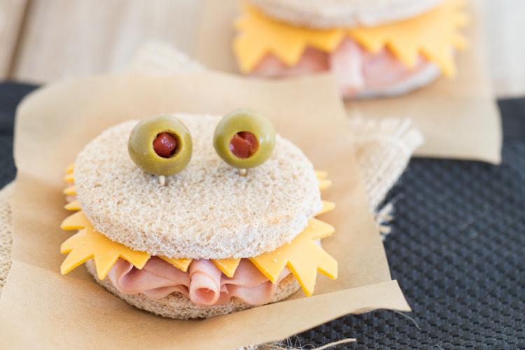 Cute sandwich monster   The Dating Divas
