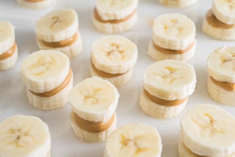 Peanut butter banana sliders   The Dating Divas