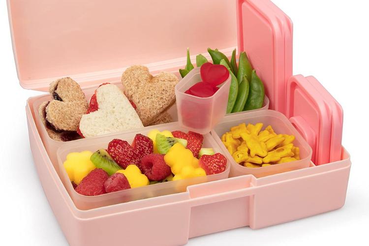 Pink Bento Box   The Dating Divas