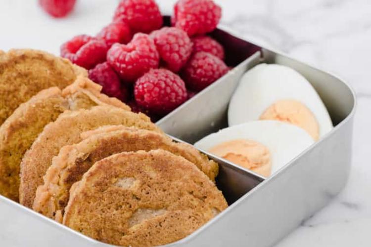 Pancake lunch box   The Dating Divas