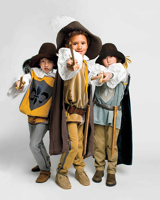 Classic literature can provide great family costume ideas. | The Dating Divas