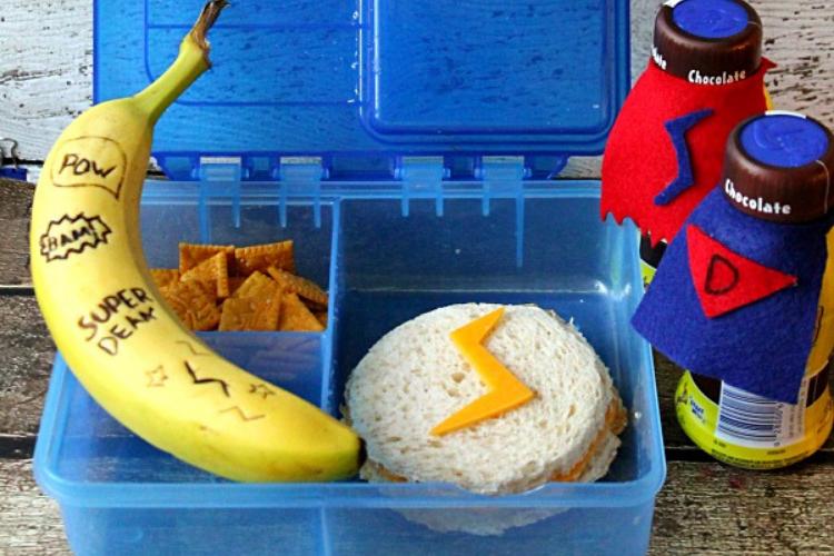 Superhero lunch   The Dating Divas