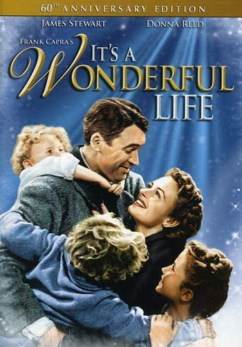 Enjoy a classic Christmas movie with It's a Wonderful Life. | The Dating Divas