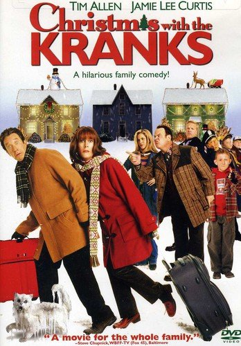 Get laughing with Christmas With the Kranks as your next Christmas movie.